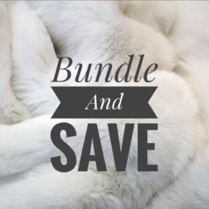 Shipping is expensive! Bundles save!